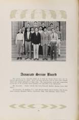 1928 Los Angeles High School Yearbook Page 44 & 45