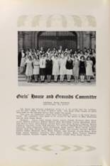 1928 Los Angeles High School Yearbook Page 46 & 47