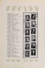 1928 Los Angeles High School Yearbook Page 54 & 55