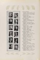 1928 Los Angeles High School Yearbook Page 56 & 57