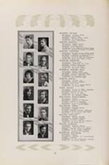 1928 Los Angeles High School Yearbook Page 58 & 59