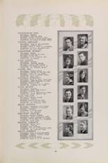 1928 Los Angeles High School Yearbook Page 62 & 63