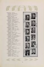 1928 Los Angeles High School Yearbook Page 64 & 65
