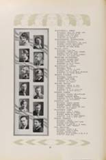 1928 Los Angeles High School Yearbook Page 66 & 67