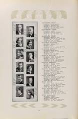 1928 Los Angeles High School Yearbook Page 68 & 69