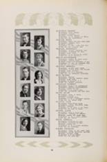 1928 Los Angeles High School Yearbook Page 74 & 75