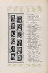 1928 Los Angeles High School Yearbook Page 78 & 79