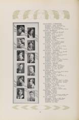 1928 Los Angeles High School Yearbook Page 84 & 85