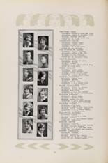 1928 Los Angeles High School Yearbook Page 86 & 87