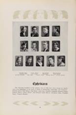 1928 Los Angeles High School Yearbook Page 90 & 91