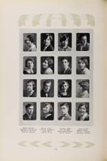 1928 Los Angeles High School Yearbook Page 128 & 129