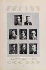 1928 Los Angeles High School Yearbook Page 142 & 143