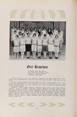 1928 Los Angeles High School Yearbook Page 144 & 145