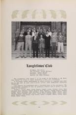 1928 Los Angeles High School Yearbook Page 148 & 149