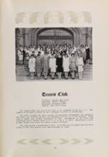 1928 Los Angeles High School Yearbook Page 204 & 205