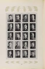1928 Los Angeles High School Yearbook Page 212 & 213