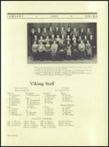 1935 Northern High School Yearbook Page 72 & 73