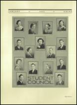 1935 Northern High School Yearbook Page 74 & 75