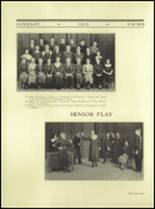1935 Northern High School Yearbook Page 76 & 77