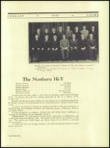 1935 Northern High School Yearbook Page 104 & 105