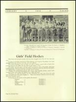 1935 Northern High School Yearbook Page 122 & 123