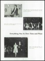 1961 Waukesha High School (thru 1974) Yearbook Page 12 & 13