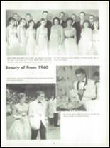 1961 Waukesha High School (thru 1974) Yearbook Page 14 & 15