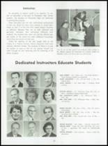 1961 Waukesha High School (thru 1974) Yearbook Page 24 & 25