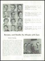 1961 Waukesha High School (thru 1974) Yearbook Page 26 & 27