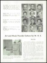 1961 Waukesha High School (thru 1974) Yearbook Page 28 & 29