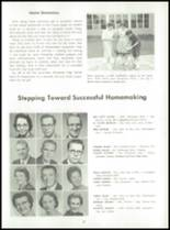 1961 Waukesha High School (thru 1974) Yearbook Page 30 & 31