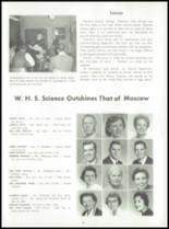 1961 Waukesha High School (thru 1974) Yearbook Page 34 & 35