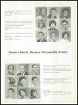 1961 Waukesha High School (thru 1974) Yearbook Page 42 & 43