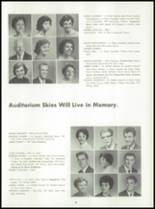 1961 Waukesha High School (thru 1974) Yearbook Page 46 & 47