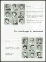 1961 Waukesha High School (thru 1974) Yearbook Page 48 & 49