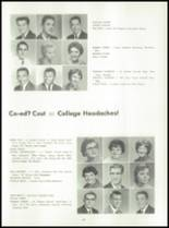 1961 Waukesha High School (thru 1974) Yearbook Page 50 & 51