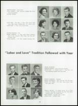 1961 Waukesha High School (thru 1974) Yearbook Page 54 & 55