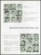 1961 Waukesha High School (thru 1974) Yearbook Page 56 & 57