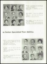1961 Waukesha High School (thru 1974) Yearbook Page 58 & 59