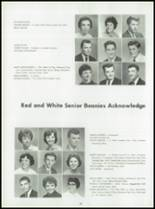 1961 Waukesha High School (thru 1974) Yearbook Page 62 & 63
