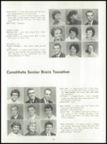 1961 Waukesha High School (thru 1974) Yearbook Page 64 & 65