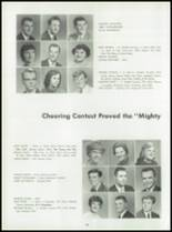 1961 Waukesha High School (thru 1974) Yearbook Page 68 & 69