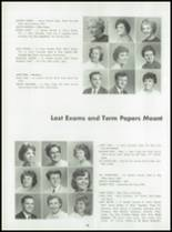 1961 Waukesha High School (thru 1974) Yearbook Page 70 & 71