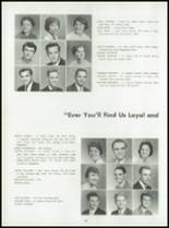 1961 Waukesha High School (thru 1974) Yearbook Page 72 & 73