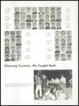 1961 Waukesha High School (thru 1974) Yearbook Page 84 & 85