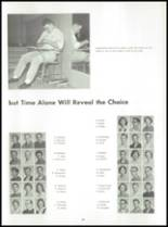 1961 Waukesha High School (thru 1974) Yearbook Page 86 & 87