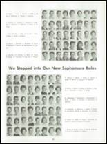 1961 Waukesha High School (thru 1974) Yearbook Page 88 & 89