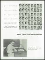 1961 Waukesha High School (thru 1974) Yearbook Page 98 & 99