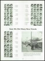 1961 Waukesha High School (thru 1974) Yearbook Page 104 & 105