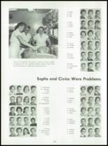 1961 Waukesha High School (thru 1974) Yearbook Page 106 & 107
